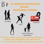 formas de violencia