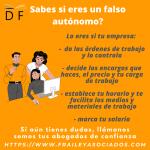Falso autonomo